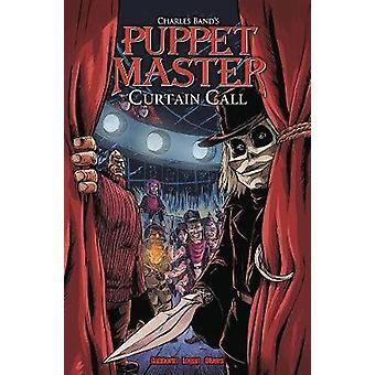 Puppet Master - Curtain Call TPB by Shawn Gabborin - 9781632293183 Book