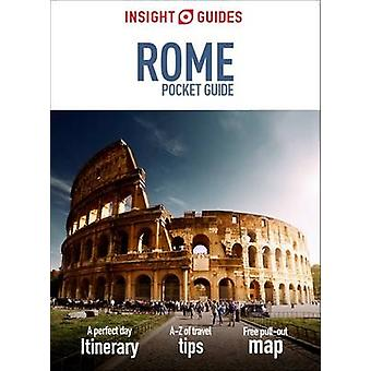 Insight Guides - Pocket Rome by Insight Guides - 9781780058672 Book