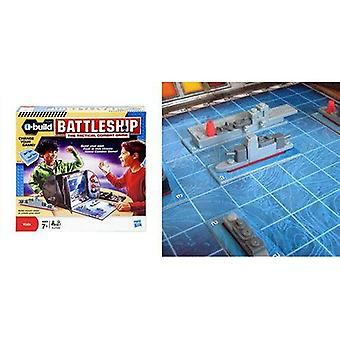 Hasbro U-Build Battleships Game