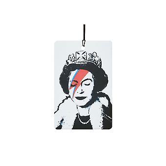 Banksy Lizzy Stardust bil Air Freshener