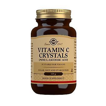 Solgar Vitamin C Crystals 125g (3300)