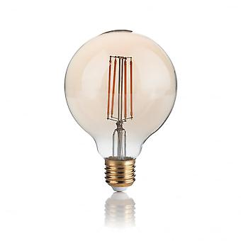 Ideal Lux Light Bulb Vintage E27 4W Globo Small