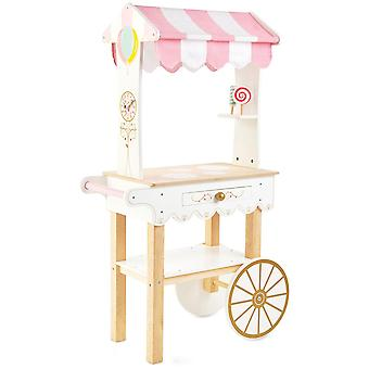Le Toy Van Honeybake Play Tee & Leckereien Trolley