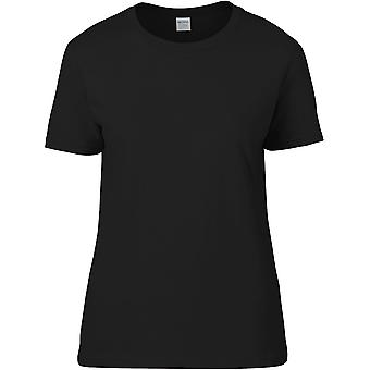 Gildan-dame-T-shirt til kvinder i Premium bomuld