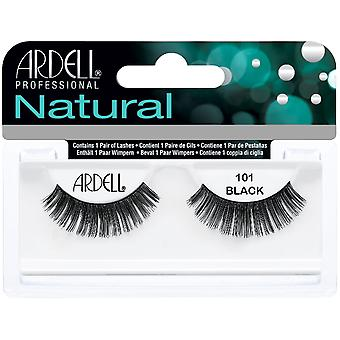 Ardell Natural Demi Black 101 Easy To Apply Full False Eye Lashes