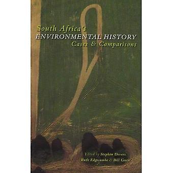 Sydafrika ' s miljø historie: cases og sammenligninger (serie i økologi & historie)