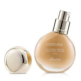 Guerlain L & rsquo; essentiel Natural Glow säätiö 16h Wear SPF 20-# 035n beige-30ml/1oz