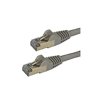 StarTech 1M γκρίζο Cat6A καλώδιο Ethernet