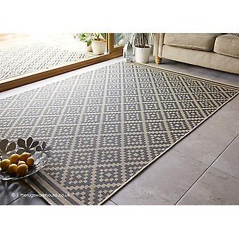 Moretti houtskool tapijt