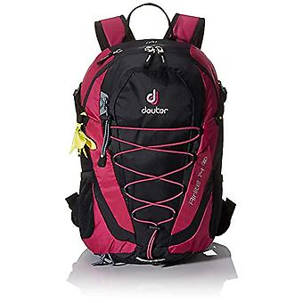 Deuter Airlite 14Sl - Unisex Backpacks Adult - Black (Black/Magenta) - 15x23x45 cm (W x H L)