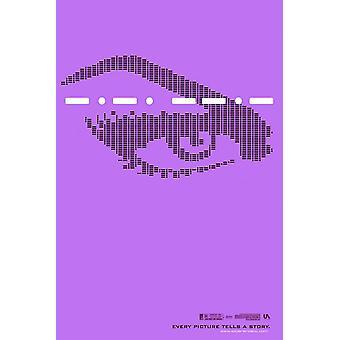 Cq (Advance Style A) Original Cinema Poster
