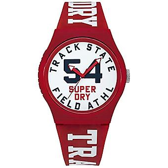 SUPERDRY Mens Analog Quartz Silicone wrist watch SYG182WR