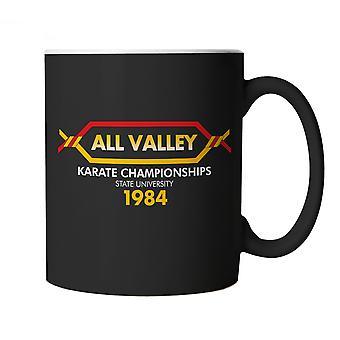 Alle Valley Karate Kid film inspireret, krus-retro Cup gave