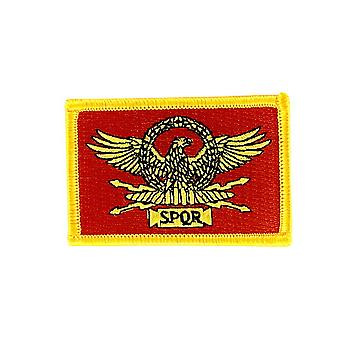 Patch patch Brode Thermocollant Rome SPQR Legion Roman Flag Warrior