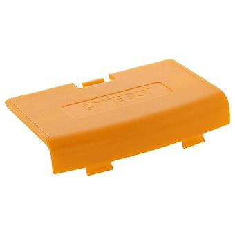 Replacement battery cover door for nintendo game boy advance - orange