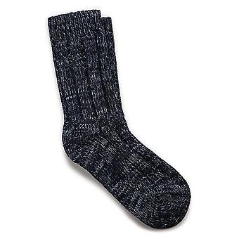 Birkenstock Womens Cotton Twist Socks 1002445 Blue
