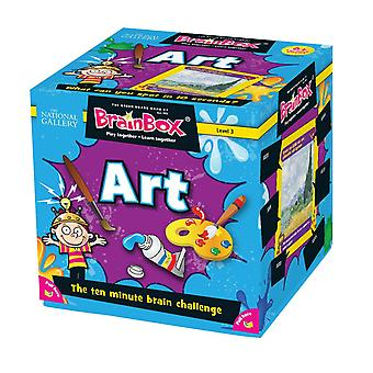 BrainBox - Art (55 Cards)