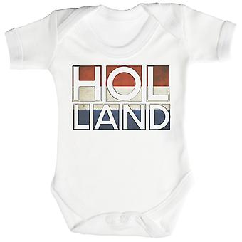 Holland Baby Bodysuit / tutina