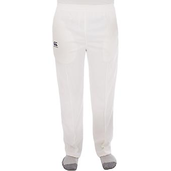 Canterbury Mens Classic Sports Training Cricket Whites Pantalons - Crème