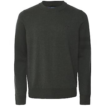 Fred Perry Tipped Sleeve Jumper K7505 371