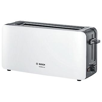 Toaster BOSCH TAT6A001 1100 W white