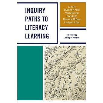 Tutkimus polkuja lukutaito oppiminen opas peruskoulun ja toisen asteen kouluttajien Kahn & Elizabeth A.