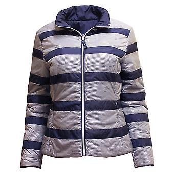 JUNGE Junge Navy Reversible Blue Coat 0120 2844 63