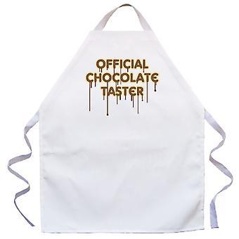 Tablier de dégustateur de chocolat