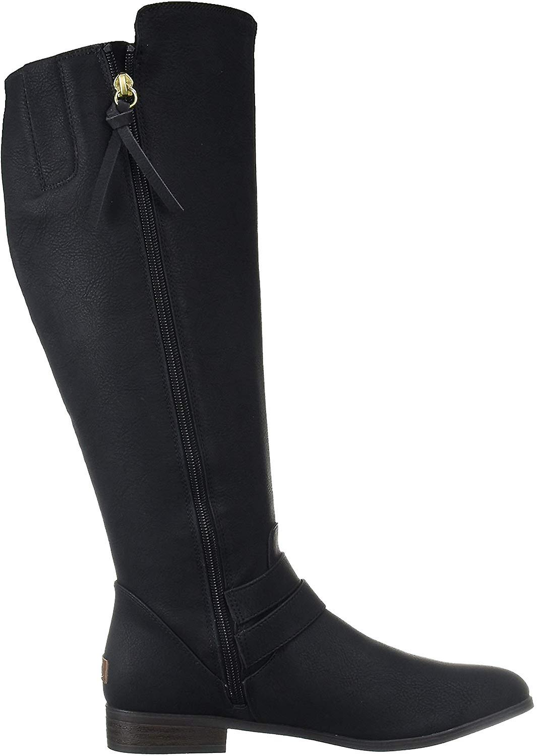 Dr. Scholl's Shoes Womens Reach for It Almond Toe Knee High Fashion Boots
