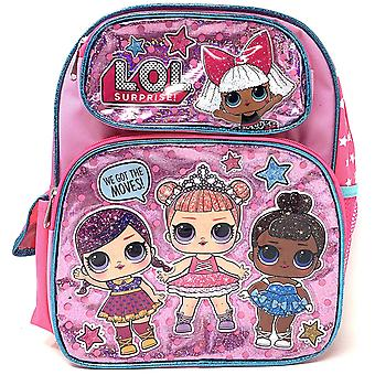 Small Backpack - LoL Surprise - Pink Shiny 12