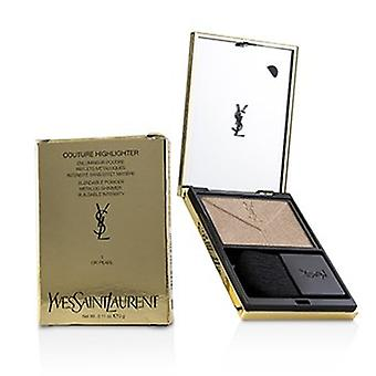 Yves Saint Laurent Couture Highlighter - # 01 Of Pearl 3g/0.11oz