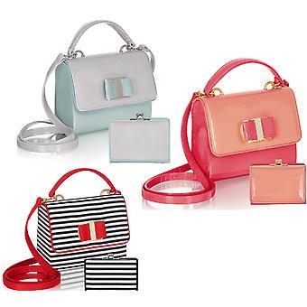 Ruby Shoo Women's Casablanca Top Handle Bag & Matching Tahoe Purse