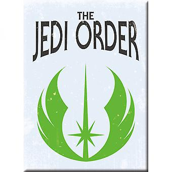 Imán de la Orden Jedi de Star Wars