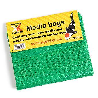 Kockney Koi Filter Media Bag - 50cm X 80cm (4pk)