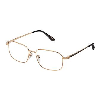 Dunhill VDH179 0300 Shiny Rose Gold Glasses