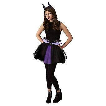 Tween Maleficent Acc Set