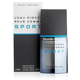 Issey Miyake L'Eau D'Issey Pour Homme Sport Eau de Toilette Spray 50ml
