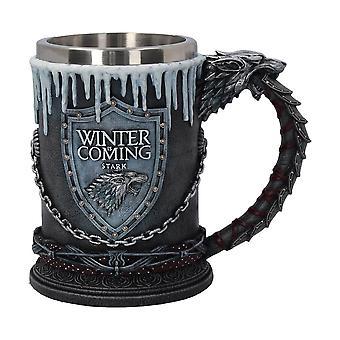 Game of Thrones Stark Haus Tankard