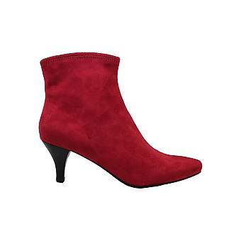 Impo Womens Almond Toe Ankle Fashion Boots