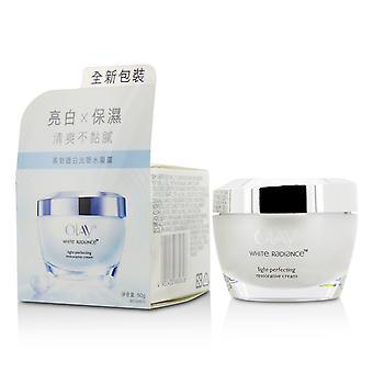 White radiance light perfecting restorative cream 207816 50ml/1.7oz
