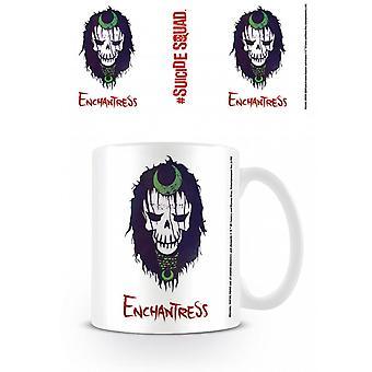 Suicide Squad (Enchantress Skull) Mug