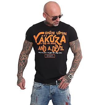 YAKUZA Men's T-Shirt Once Upon
