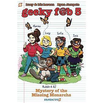 "Geeky FAB Five Vol. 2 - ""Catnapped!"" by Liz Lareau - 9781545"