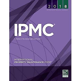 2018 internationella egendom Underhållskod (internationella koden rådet)