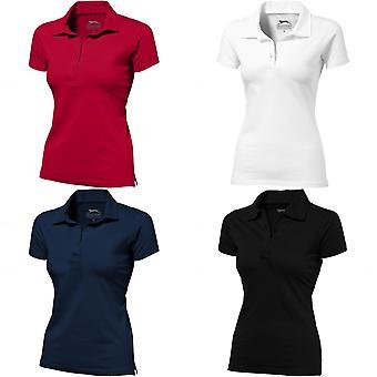 Slazenger Womens/Ladies Let Short Sleeve Polo