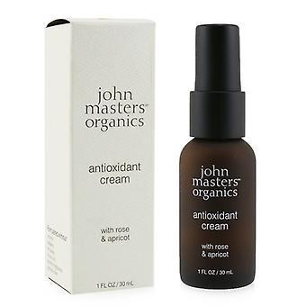 Antioxidant Cream With Rose & Apricot - 30ml/1oz