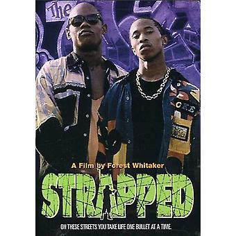 Strapped [DVD] USA import