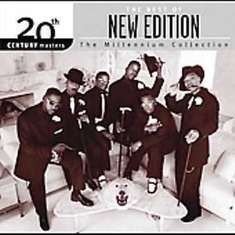 New Edition - Millennium Collection-20th Century Masters [CD] USA import