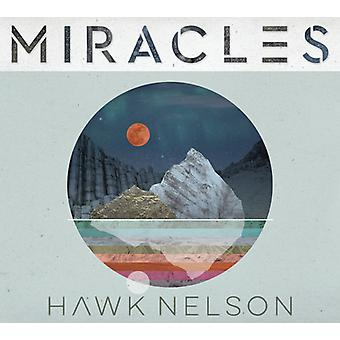 Hawk Nelson - Miracles [CD] USA import