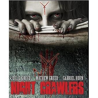 Nightcrawlers [BLU-RAY] USA import